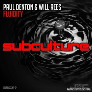 Paul Denton & Will Rees - Fluidity (Original Mix)
