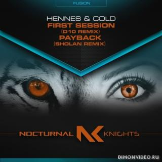 Hennes & Cold - First Session (D10 Extended Remix)