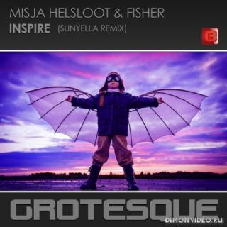 Misja Helsloot & Fisher - Inspire (Sunyella Remix Extended Version)
