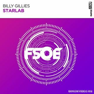 Billy Gillies - Starlab (Extended Mix)
