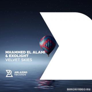 Mhammed El Alami & Exolight - Velvet Skies (Extended Mix)