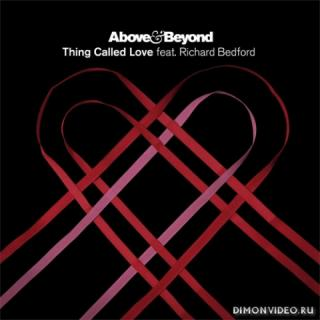 Above & Beyond feat. Richard Bedford - Thing Called Love (Niall McKeever Bootleg)