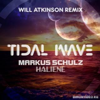 Markus Schulz & HALIENE - Tidal Wave (Will Atkinson Extended Remix)
