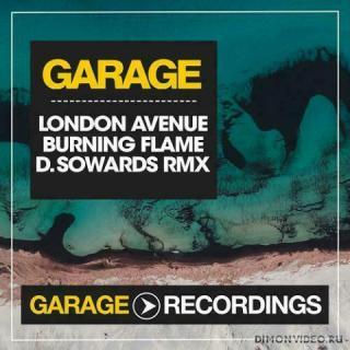 David Sowards, London Avenue - Burning Flame (David Sowards Remix)