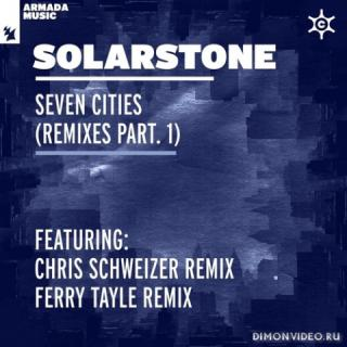 Solarstone - Seven Cities (Ferry Tayle Extended Remix)