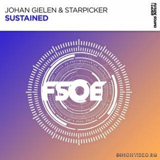 Johan Gielen & Starpicker - Sustained (Extended Mix)