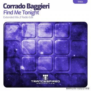 Corrado Baggieri - Find Me Tonight (Extended Mix)