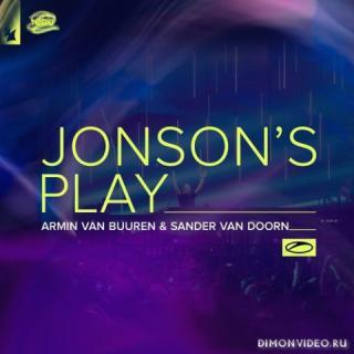 Armin van Buuren & Sander van Doorn - Jonson's Play (Extended Mix)
