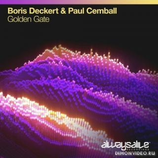 Boris Deckert & Paul Cemball - Golden Gate (Extended DJ Mix)