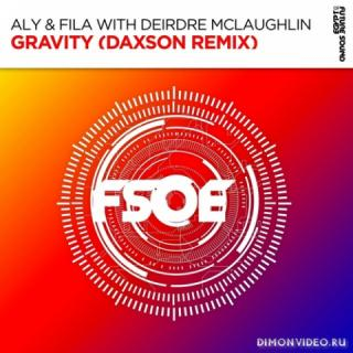 Aly & Fila with Deirdre Mclaughlin - Gravity (Daxson Extended Remix)