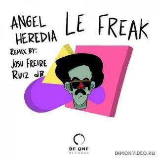 Angel Heredia - Le Freak (Ruiz dB Remix)