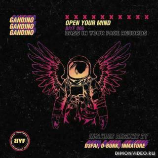 Gandino - Open Your Mind (D3FAI Remix)