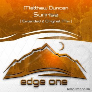 Matthew Duncan - Sunrise (Extended Mix)