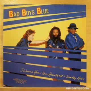 Bad Boys Blue -  I Wanna Hear Your Heartbeat( Disco Stomp Remix)