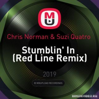 Chris Norman & Suzi Quatro  -  Stumblin In (Red Line Remix)