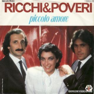 Ricchi e Poveri  -  Piccolo Amore (Il Tuttofare & SlavaMaverick Remix)