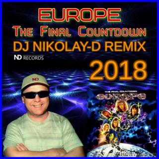 Europe  -  The Final Countdown (DJ Nikolay-D Remix)
