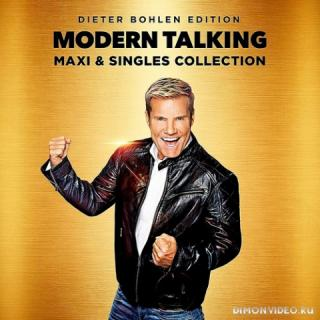 Modern Talking - Maxi And Singles Collection (Dieter Bohlen Edition) (3CD)