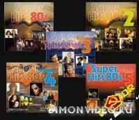 VA - Super Hits 80's Vol.1-5