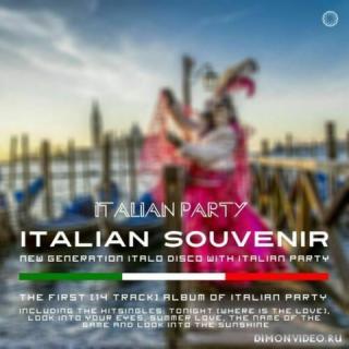 Italian Party (Ken Martina) - Italian Souvenir (2020)