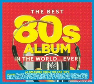 Various Artists - The Best 80s Album In The World... Ever! (Box Set, 3CD)