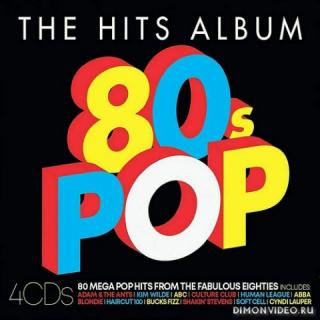 VA - The Hits Album: The 80s Pop Album (4CD)