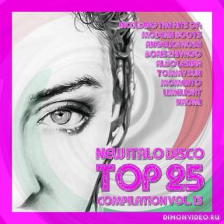 VA - New Italo Disco Top 25 Compilation Vol. 13