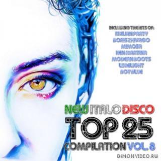VA - New Italo Disco Top 25 Compilation Vol. 8
