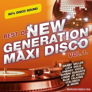 VA - Best Of New Generation Maxi Disco Vol.1 (2020)