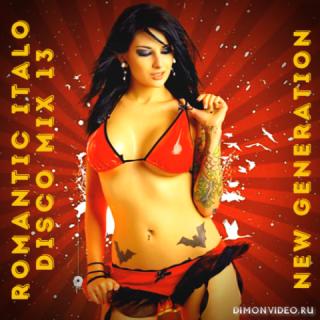 VA - Romantic Italo Disco Mix 13 (New Generation)