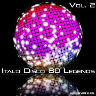VA - Italo Disco 80 Legends Vol. 2 (2020)