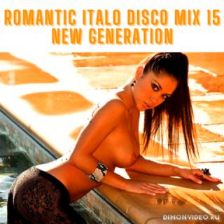 VA - Romantic Italo Disco Mix 15 (New Generation) (2020)