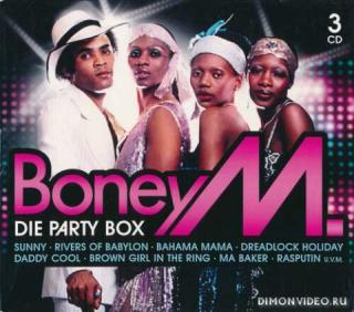 Boney M - Die Party Box (3CD Set)