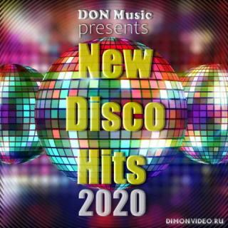 VA - New Disco Hits (2020) (2CD)