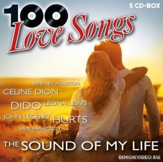 VA - 100 Love Songs: The Sound Of My Life (5 CD)