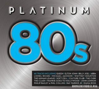 VA - Platinum 80s (3 CD) (2020)