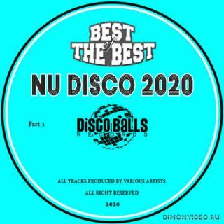 VA - Best Of The Best / Nu Disco 2020, Part 1 & 2 (2021)