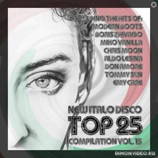 VA - New Italo Disco Top 25 Compilation, Vol. 15 (2021)
