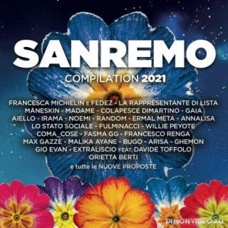 VA - Sanremo 2021 (2 CD) (2021)