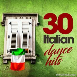 VA - 30 Italian Dance Hits (2021)