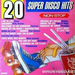 VA – 20 Super Disco Hits Non-Stop