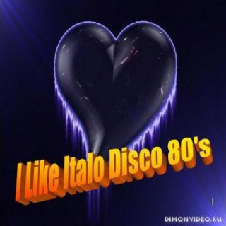 VA - I Like Italo Disco 80's (4CD)
