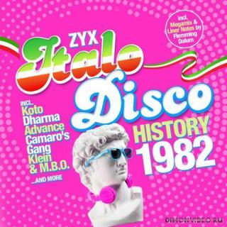 VA - ZYX Italo Disco History 1982 (2CD) (2021)