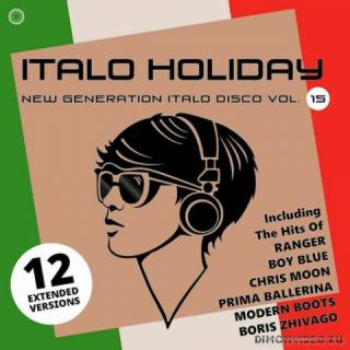 VA - Italo Holiday New Generation Italo Disco Vol. 15 (2021)
