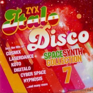 VA - ZYX Italo Disco Spacesynth Collection 7 (2021)