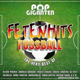 VA - Pop Giganten - Fetenhits Fussball (The Very Best Of) (3 CD) (2021)