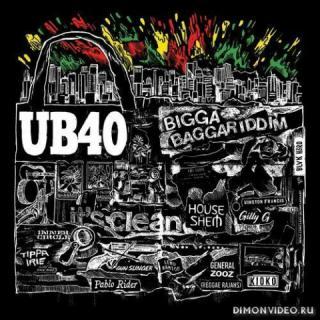 UB40 - Bigga Baggariddim (2021)
