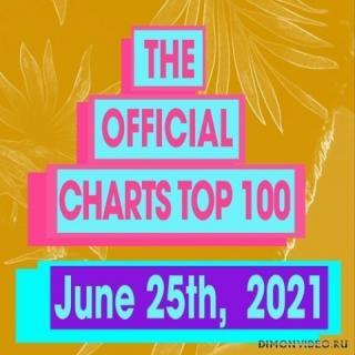 VA - The Official UK Top 100 Singles Chart [25.06.2021] (2021)