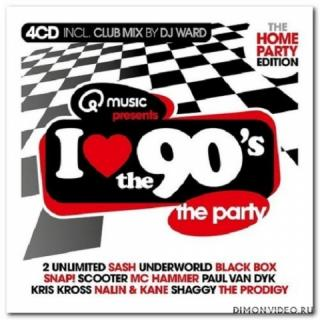 VA - I Love The 90s: The Home Party Edition (2021)