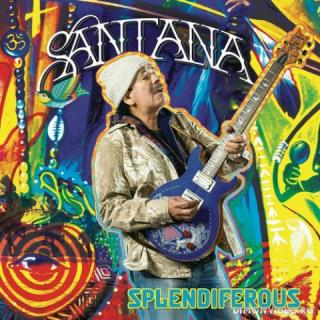 Santana - Splendiferous Santana (2021)